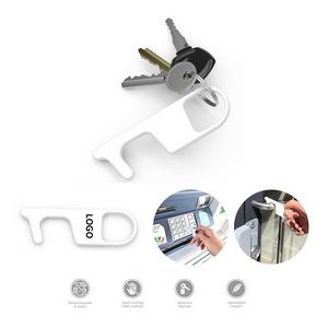 TouchTool Germ-Free Keys Safety Door Opener Button Pusher