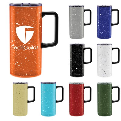 18 oz. Acadia Collection Stainless Steel Mug